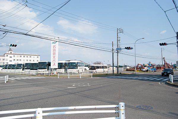岩野町2交差点